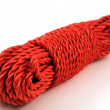Red rope — Stock Photo #6495212