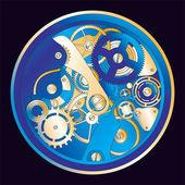 Clockwork — Stock Vector