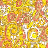 Wzór z oryginalnej struktury spiralnej — Wektor stockowy