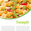 Fruit mix — Stock Photo #5493470