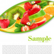 Fruit mix — Stock Photo #5507103
