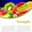 Fruit mix — Stock Photo #5554980