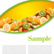 Fruit mix — Stock Photo #5555221