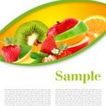 Fruit mix — Stock Photo #5555230