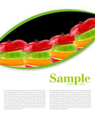 Apple mix — Stock fotografie