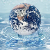 Water world — Stock Photo
