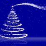 Weihnachtsbaum — Stockfoto