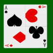 Playing cards - Stockfoto