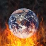 Hot earth — Stock Photo #6744231