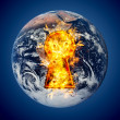 Hot earth — Stock Photo #6744282