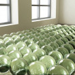 3d ball room - Stock Photo