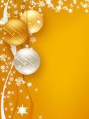 Background of Christmas — Stock Photo