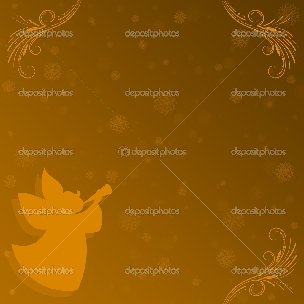 The joy of Christmas serenity — Stock Photo #6740293