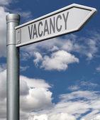Job vacancy — Stock Photo