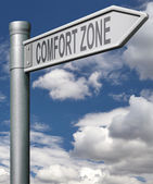 Comfort zone — Stock Photo