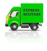 Express delivery — Stock Photo