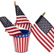 Stock Photo: Celebrate Independence Day!