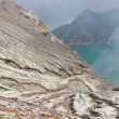 Kawah ijen volcano — Stock Photo #5639906