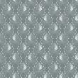 Seamless Pattern damascato — Vettoriale Stock