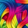 abstract multicolor background — Foto de Stock