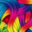 Colorful abstract background — Photo