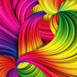 Colorful abstract background - Photo