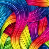 Fundo abstrato colorido — Foto Stock