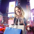 Shopaholic — Stockfoto