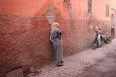 Streets of Marrakech — Stock Photo