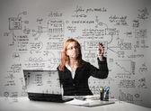 Complicated job — Stock Photo