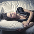 Sleeping beauty — Stock Photo #5904147
