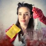 Detergent — Stock Photo