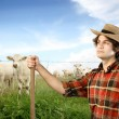 Farmer — Stock Photo #5946855