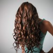 capelli curly — Foto Stock #5948522