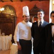 Restaurant team - Foto de Stock  