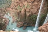 Ouzoud falls — Stock Photo
