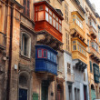 Colors of Valletta — Stock Photo