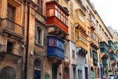 Colors of Valletta — Stock Photo