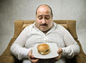 Junk food — Stock Photo