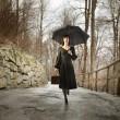 jour de pluie — Photo