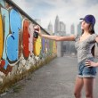 Graffiti — Stock Photo #6311546