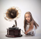 Old-style music — Stock Photo