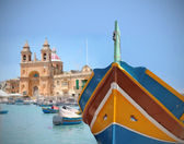 Colors of Malta — Stock Photo