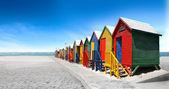 Barvy moře — Stock fotografie