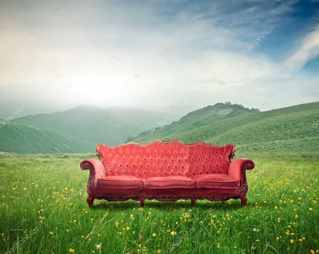 Фотообои Удобное сиденье
