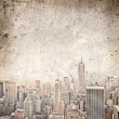 Royalty-Free Stock Photo: Vintage Manhattan