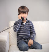Phone call — Stock Photo