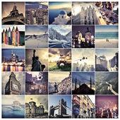 Landmarks — Stock Photo