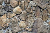 Background Texture Of A Stone Wall — Stockfoto