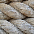 Background Texture Rope - Stock Photo